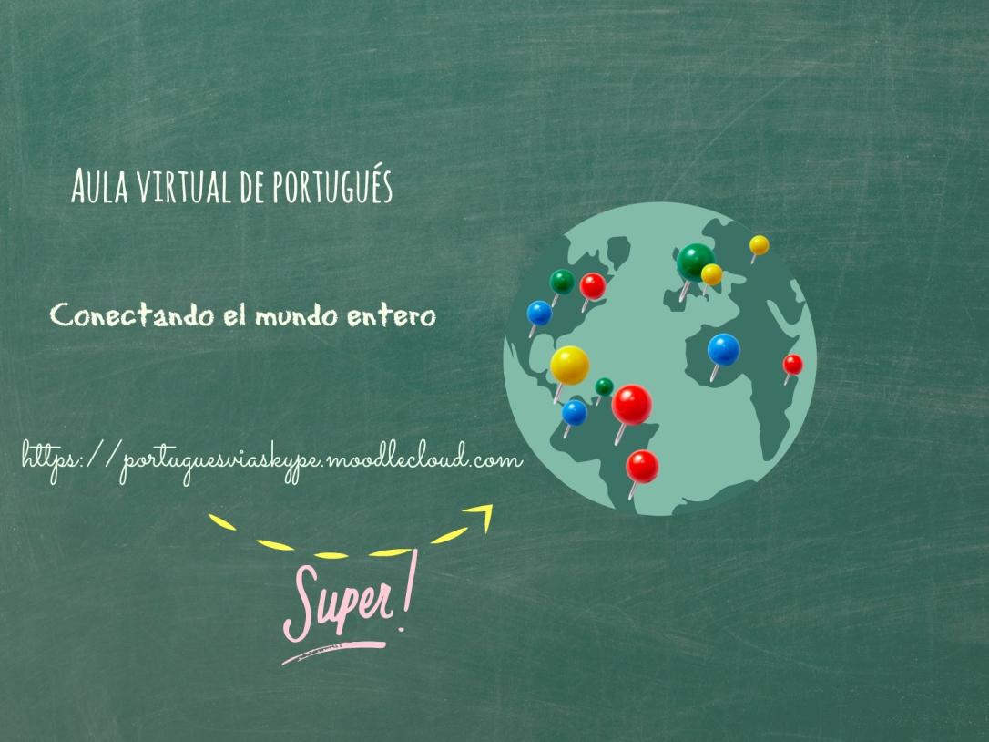 aula virtual de portugués