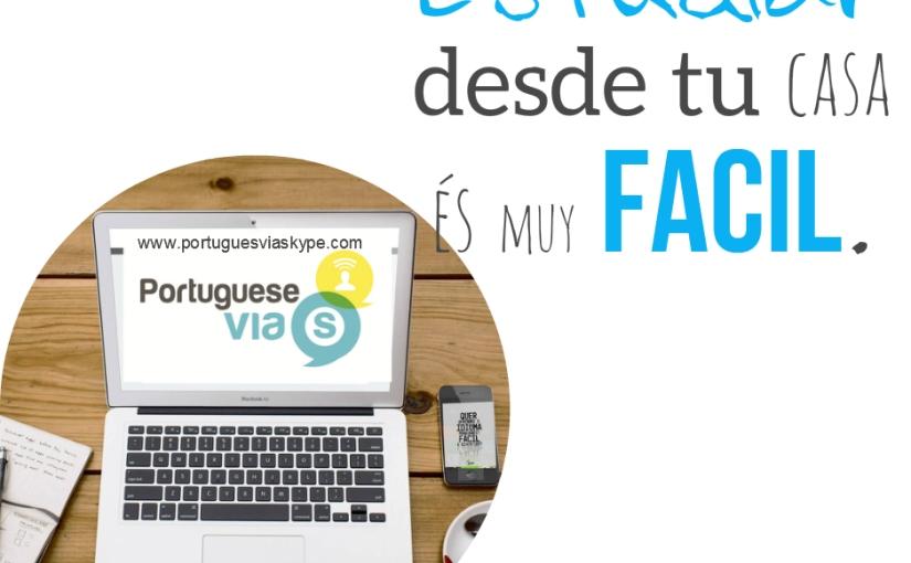 Clases de PORTUGUÉS porSKYPE