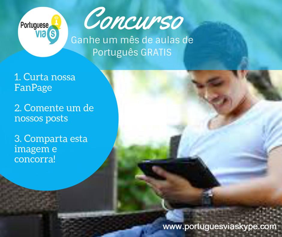 concurso de português